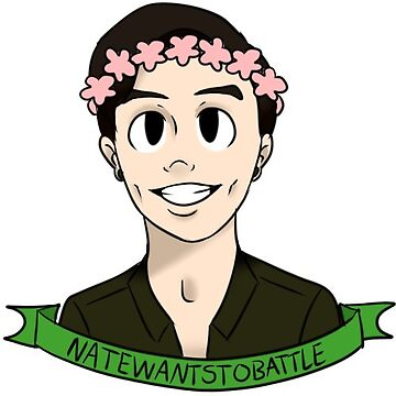 natewantstobattle by veonsyl