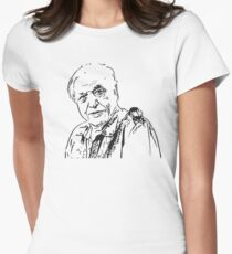 David Attenborough's Bug Women's Fitted T-Shirt