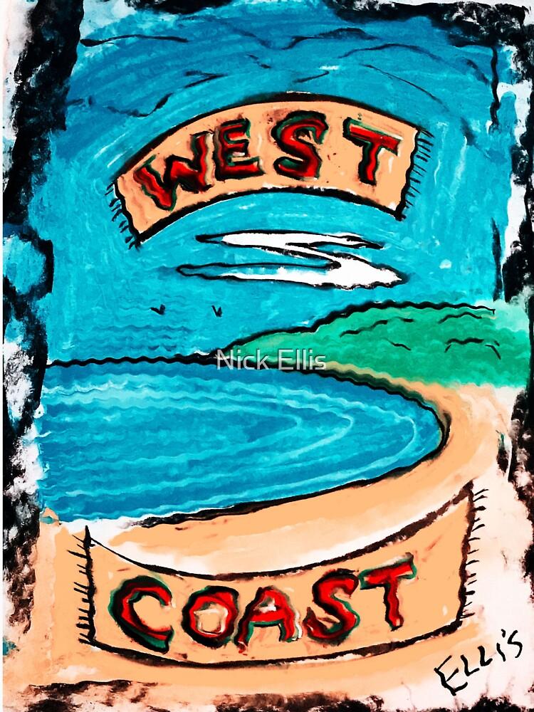 west coast by ellisnick2020