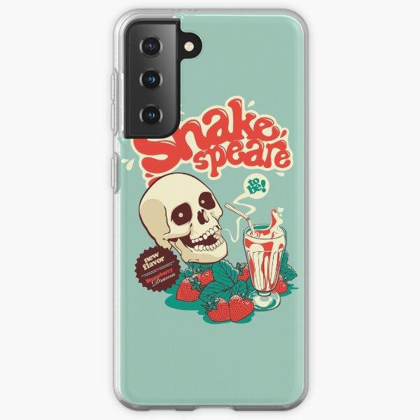 Milk Shakespeare Samsung Galaxy Soft Case