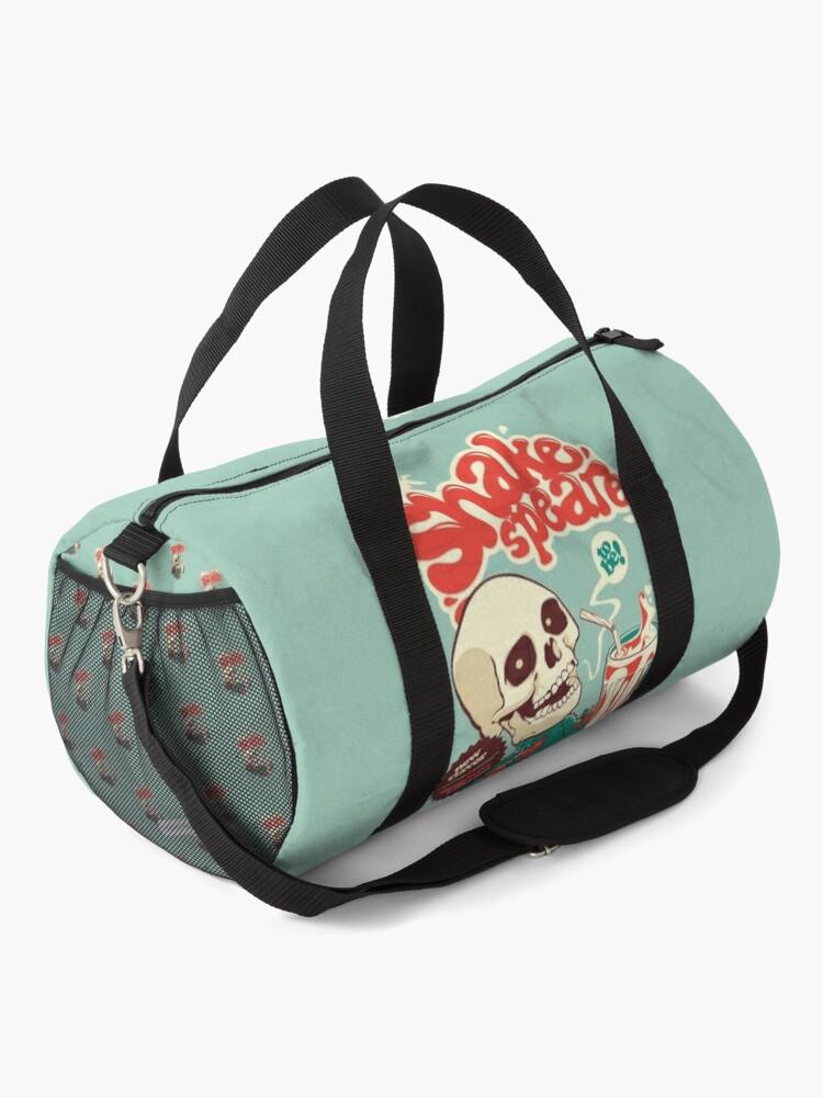 Alternate view of Milk Shakespeare Duffle Bag