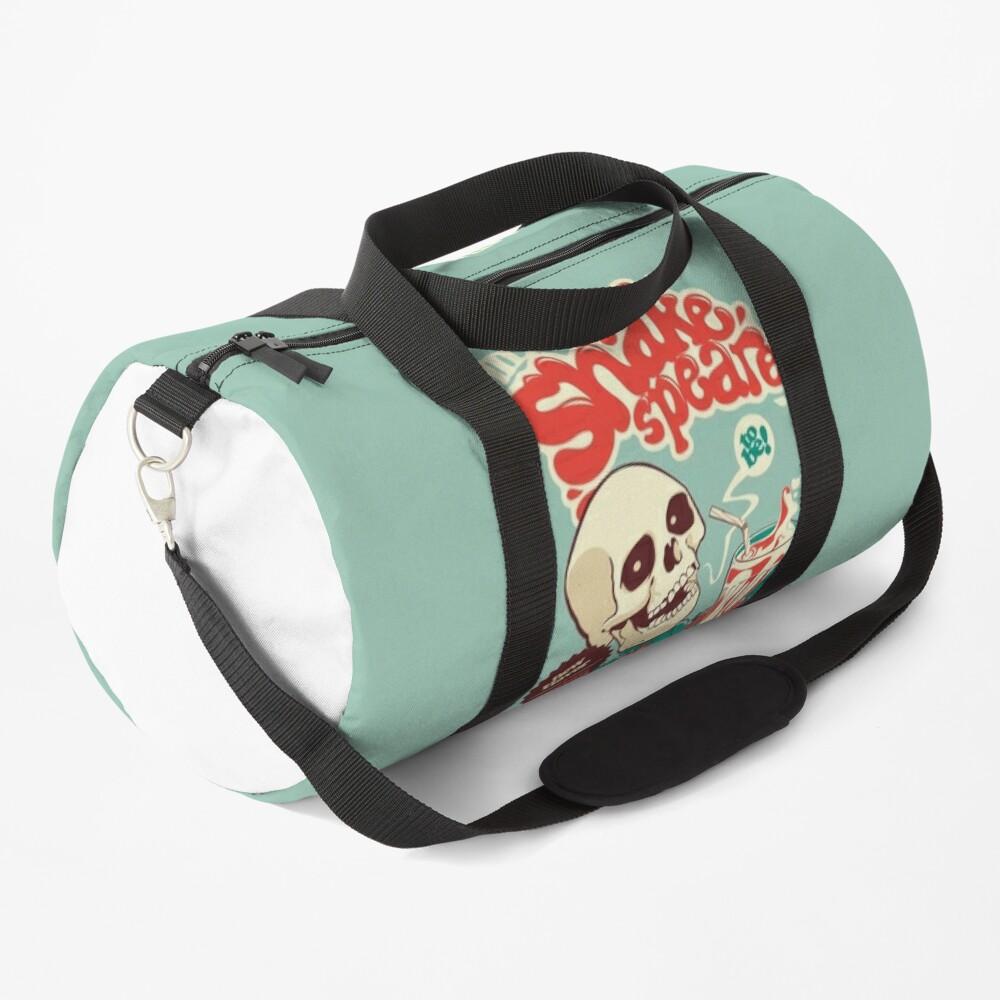 Milk Shakespeare Duffle Bag
