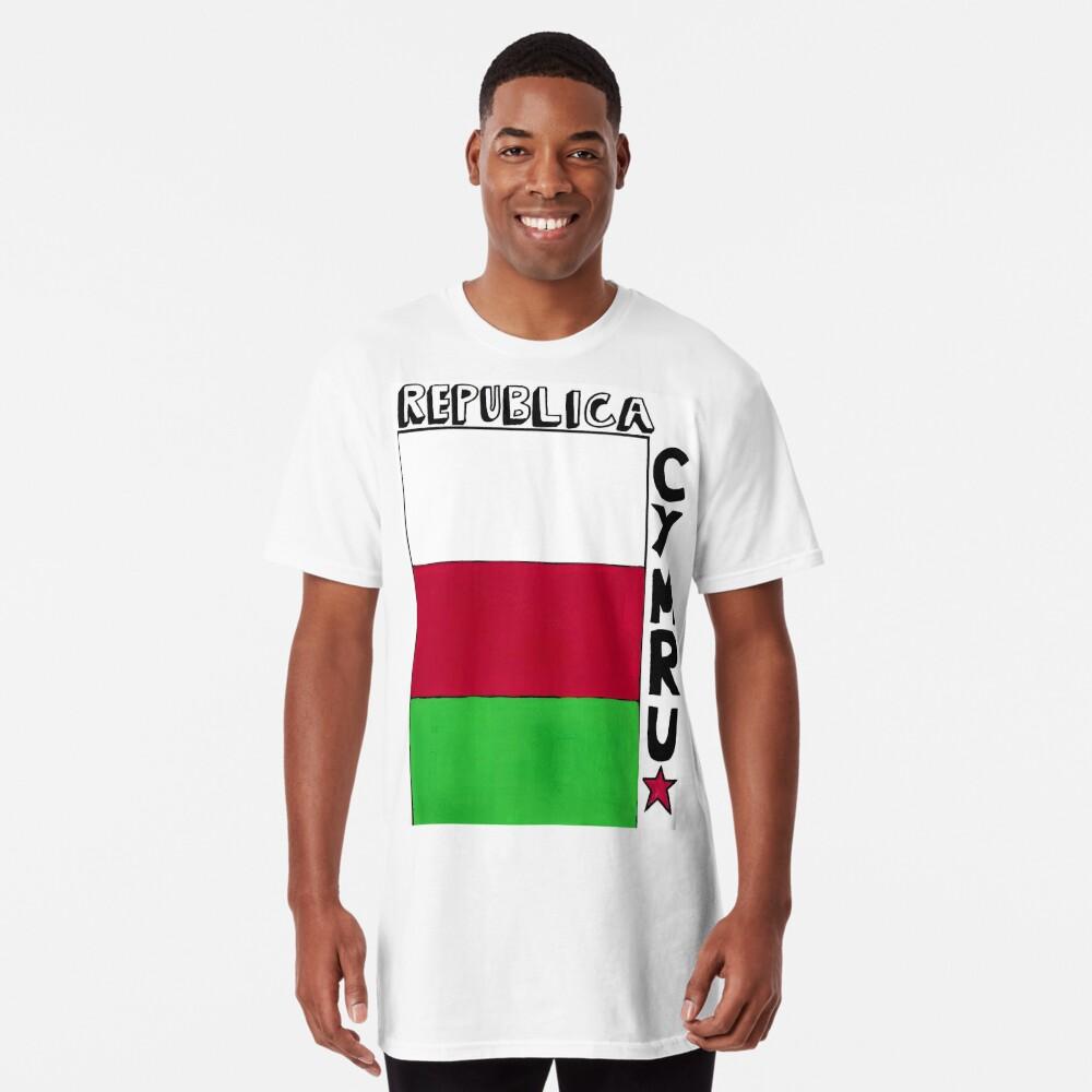 republica cymru Long T-Shirt
