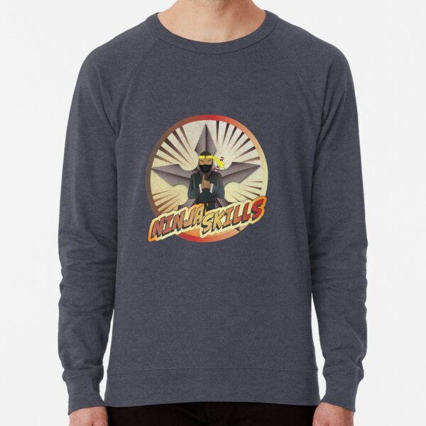 Ninja Skills Lightweight Sweatshirt