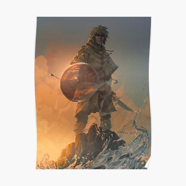 Thorfinn Vinland Saga Poster