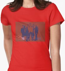 Arcade Fire Womens Fitted T-Shirt