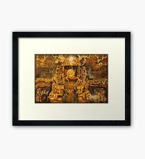 Giger Dalek Framed Print