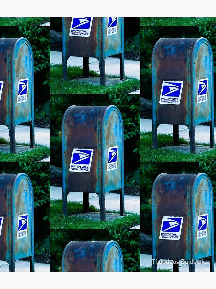 Mailbox by thadz