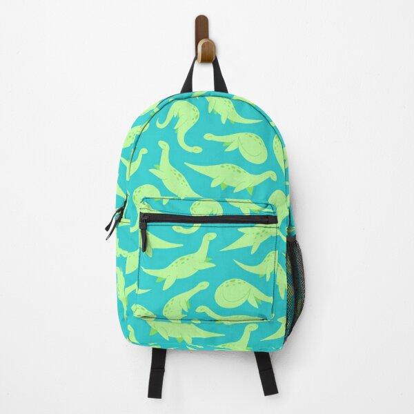 Loch Plesiosaur Ness  Backpack