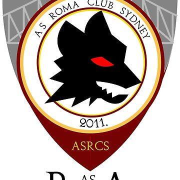 as roma club sydney by camillo88