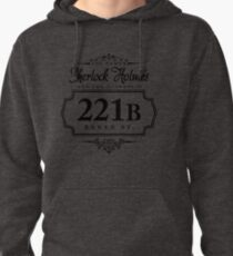The name's Sherlock Holmes Pullover Hoodie