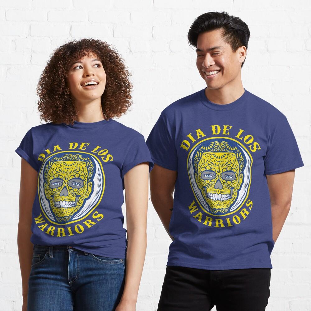 Dia De Los Warriors Steph Curry Classic T-Shirt