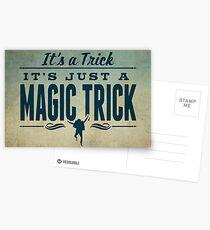 It's a Trick! Postcards