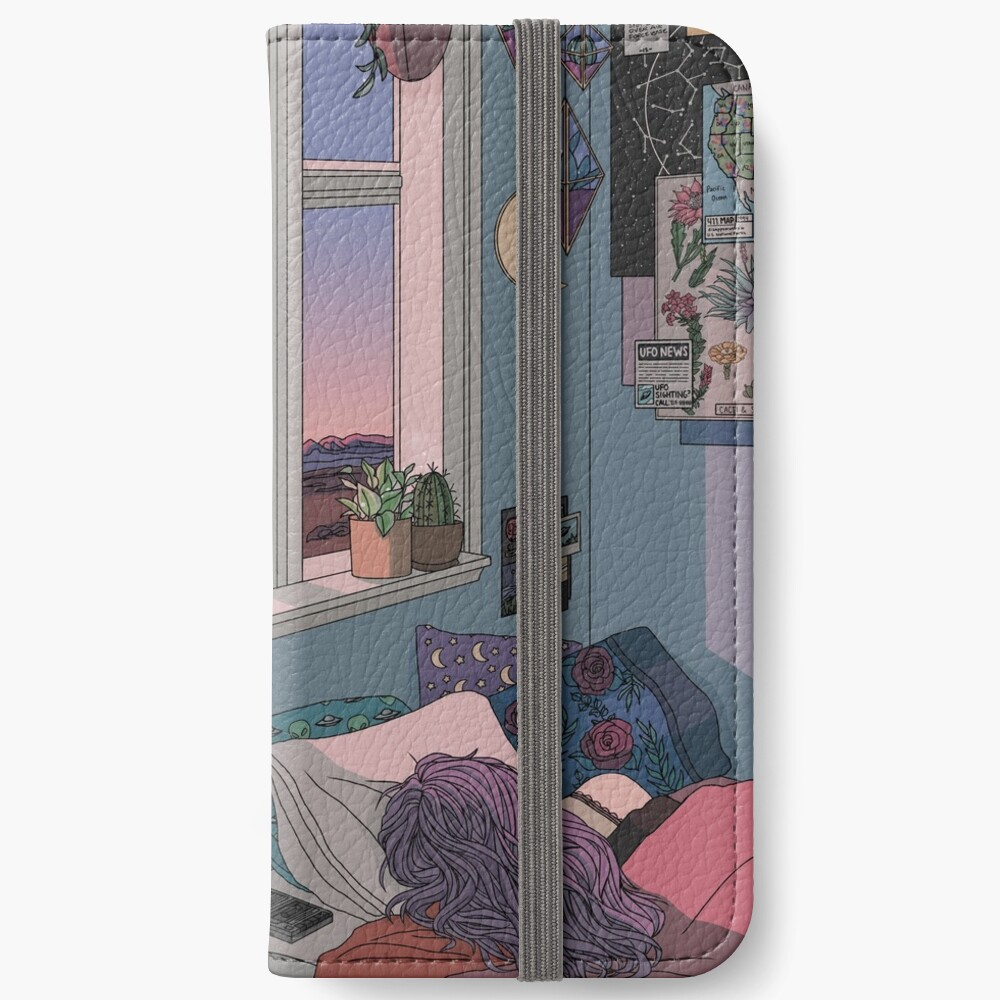 Early Morning iPhone Wallet