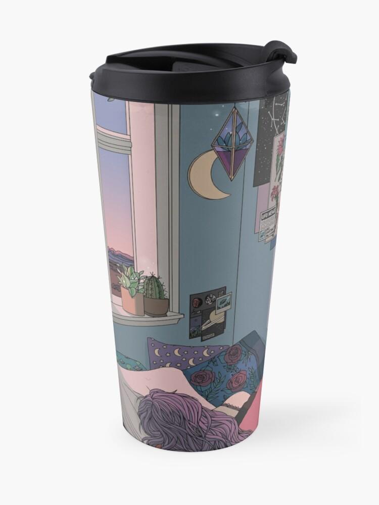 Alternate view of Early Morning Travel Mug
