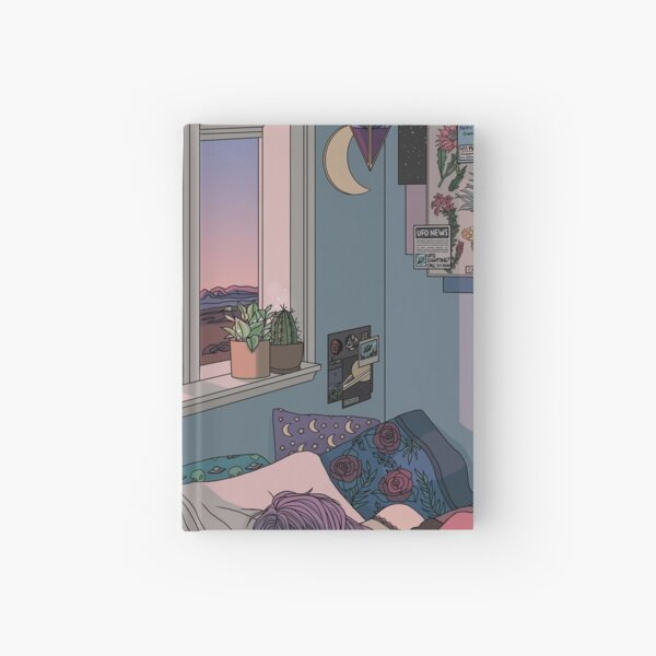 Early Morning Hardcover Journal