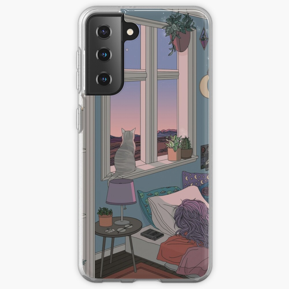 Early Morning Case & Skin for Samsung Galaxy