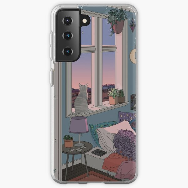 Early Morning Samsung Galaxy Soft Case