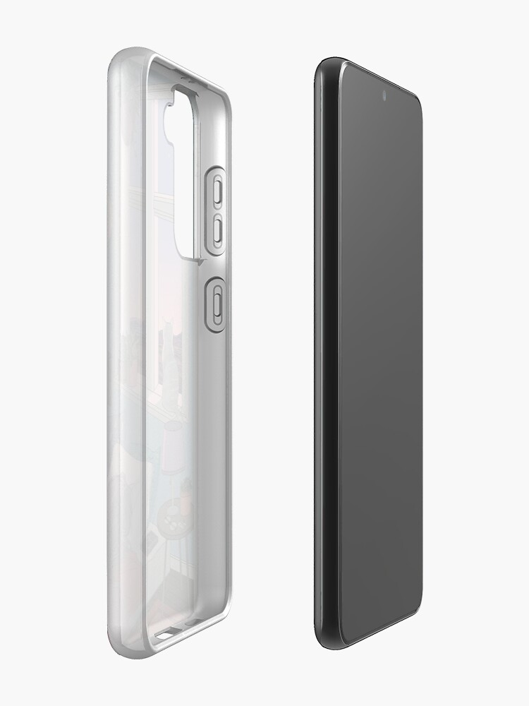 Alternate view of Early Morning Case & Skin for Samsung Galaxy