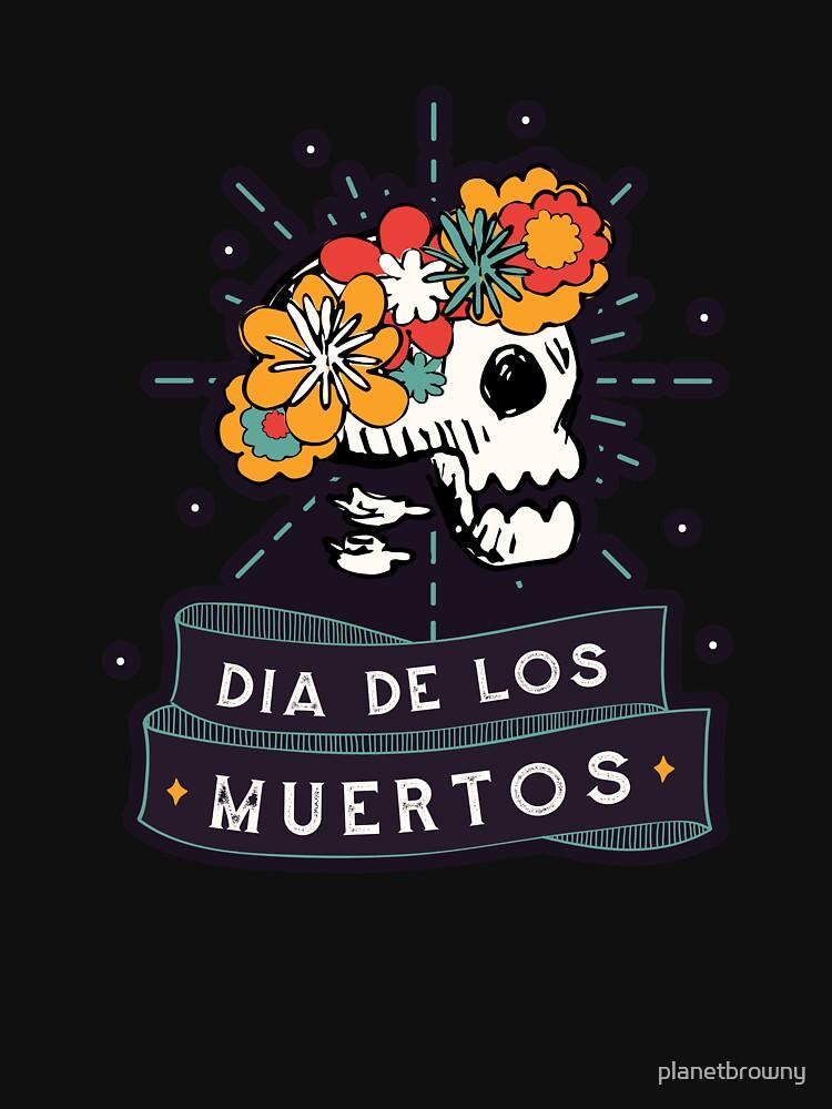 Dia de los Muertos von planetbrowny