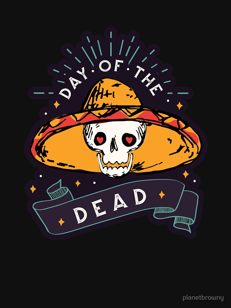 Day of the Dead von planetbrowny