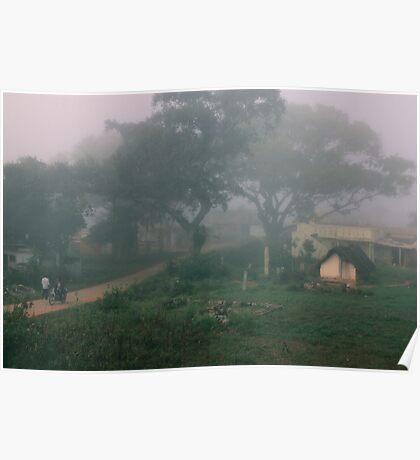 Mist.  Poster