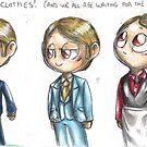 Hannibal - Lecter's wardrobe by Furiarossa