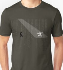 The Matrix - Minimal T-Shirt (No Title) Unisex T-Shirt