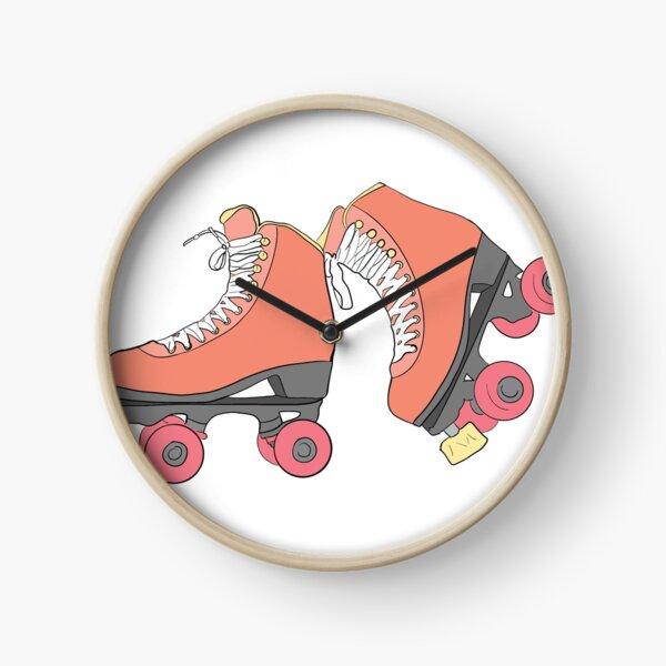 Roller Skate Design Clock