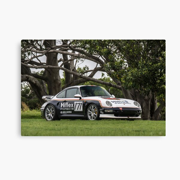 Porsche 993 Turbo S Canvas Print