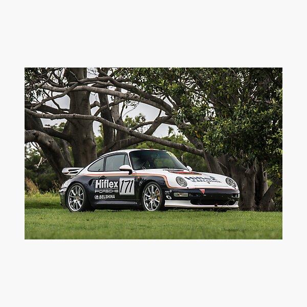 Porsche 993 Turbo S Photographic Print