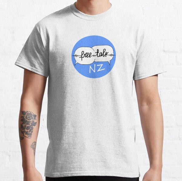 Free talk New Zealand Classic T-Shirt