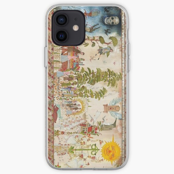 MIDSOMMAR MURAL iPhone Soft Case