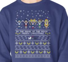 In the name of the moon.. Merry Xmas! Pullover