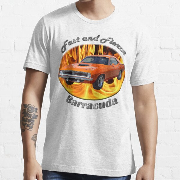 Plymouth Barracuda Fast and Fierce Essential T-Shirt