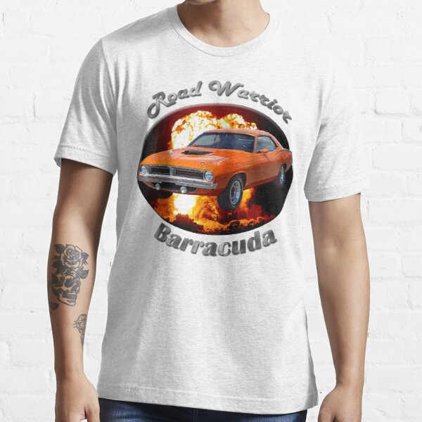 Plymouth Barracuda Road Warrior Essential T-Shirt