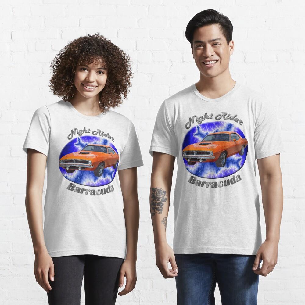 Plymouth Barracuda Night Rider Essential T-Shirt