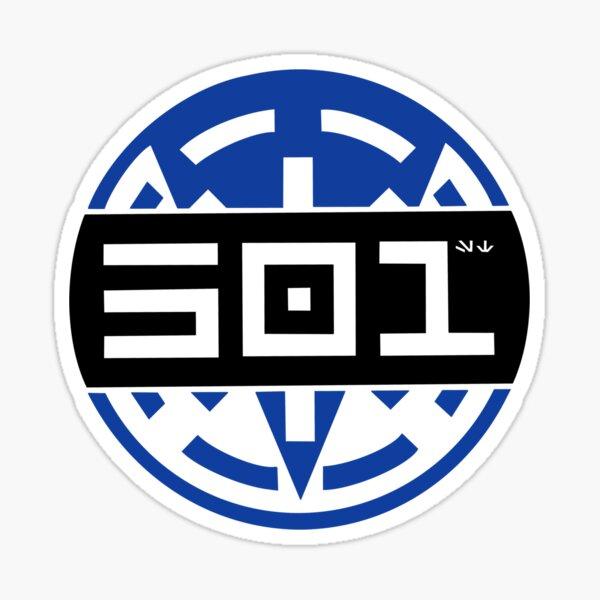 501st Legion Emblem/Logo Sticker