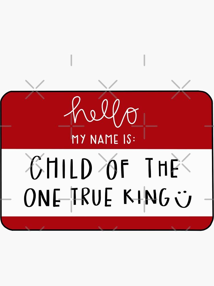 Child of God by kaleyhoggle