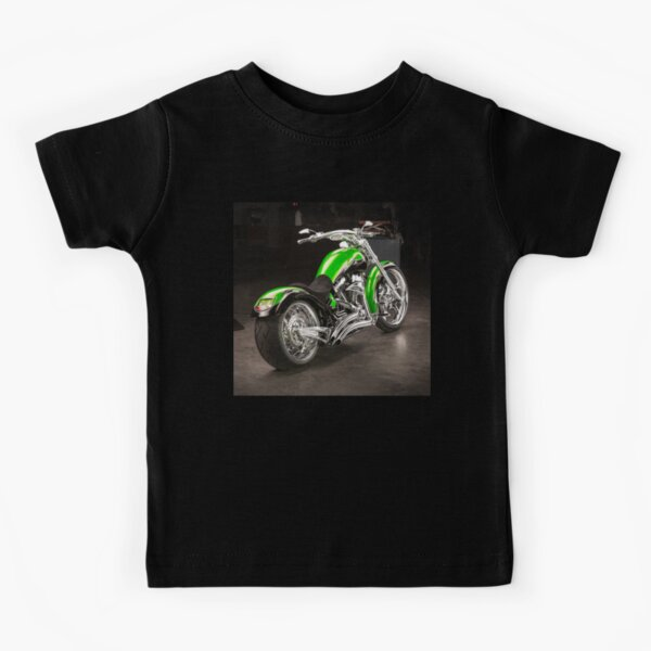 La douane de Bub Harley Davidson T-shirt enfant