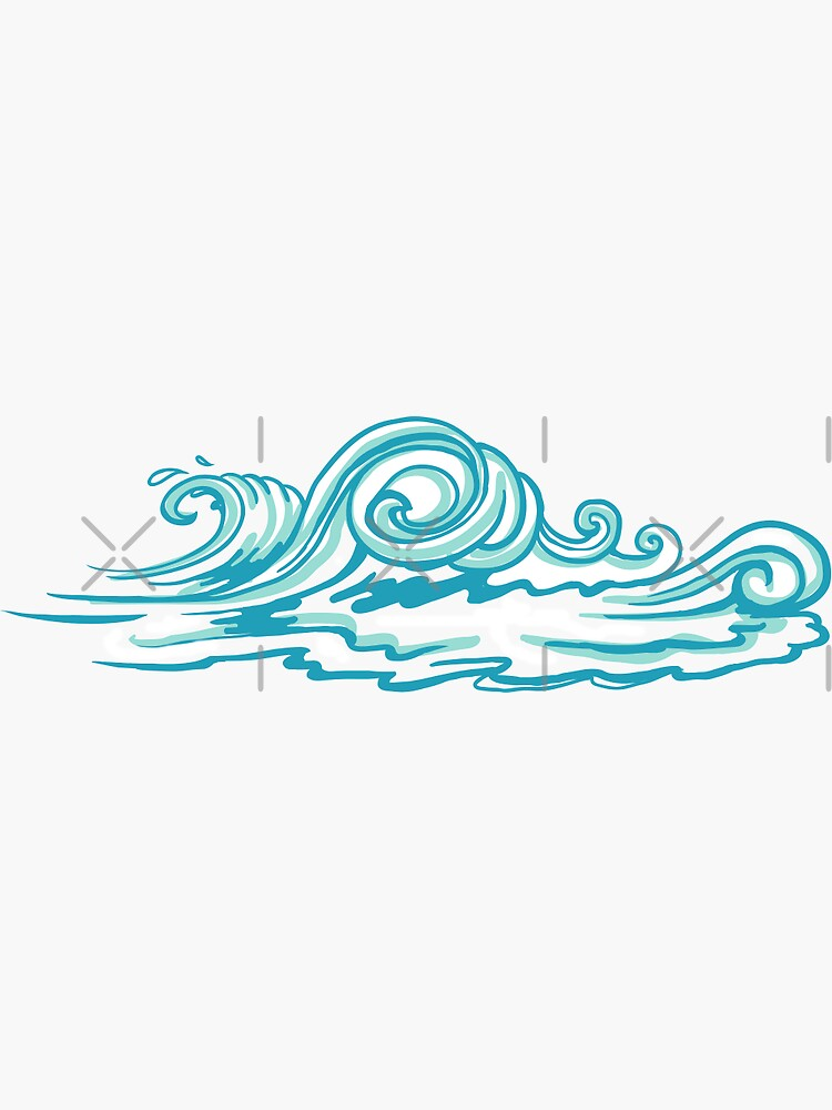 Waves by ksheaffs
