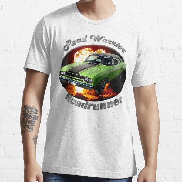 Plymouth Roadrunner Road Warrior Essential T-Shirt