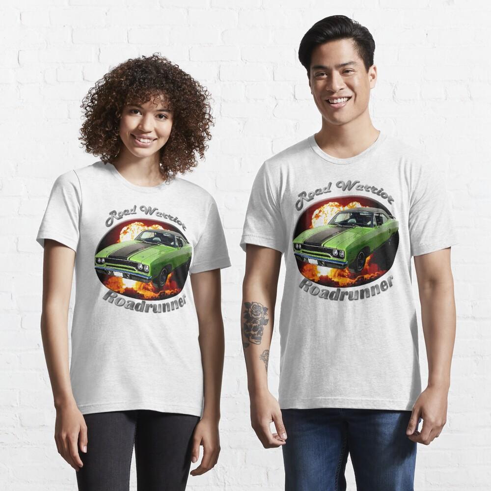 Plymouth Roadrunner Road Warrior Essential T-Shirt