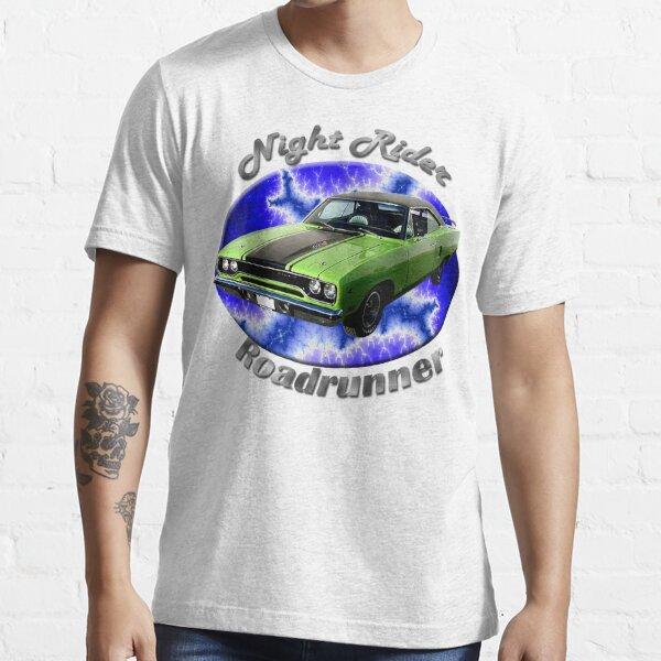Plymouth Roadrunner Night Rider Essential T-Shirt
