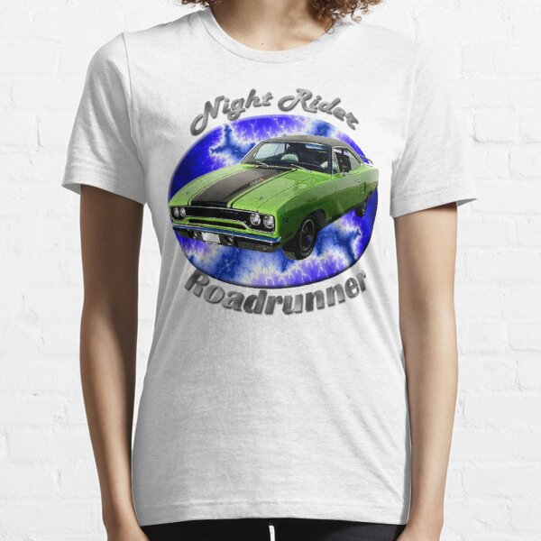 Plymouth Roadrunner Night Rider Essential T-Shirt