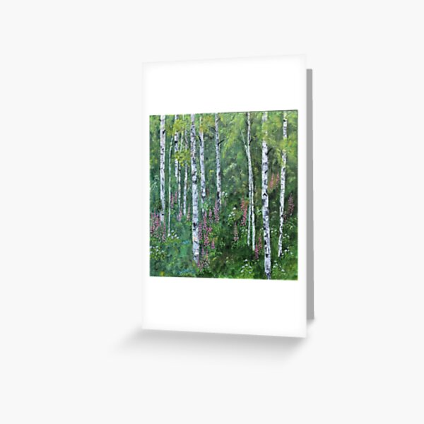 Early Summer by RochelleMc Greeting Card