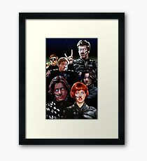 Breakfast On Arrakis Framed Print
