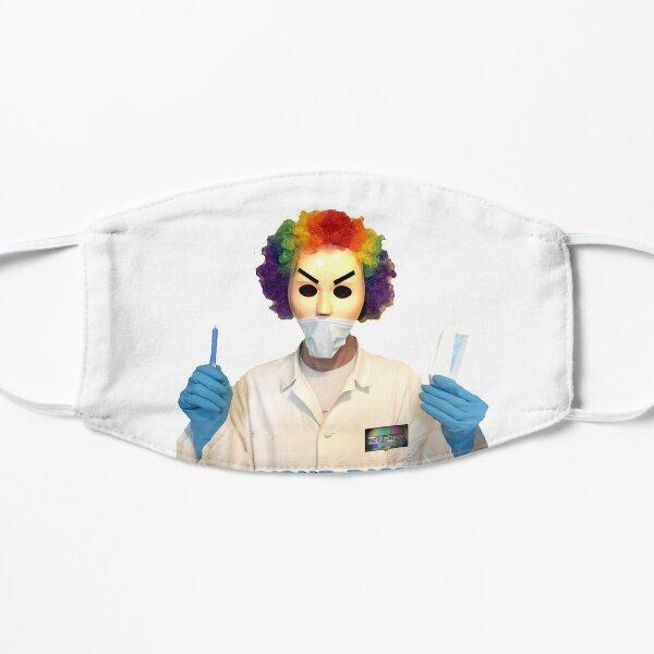 Dr. Clown Mask Flat Mask