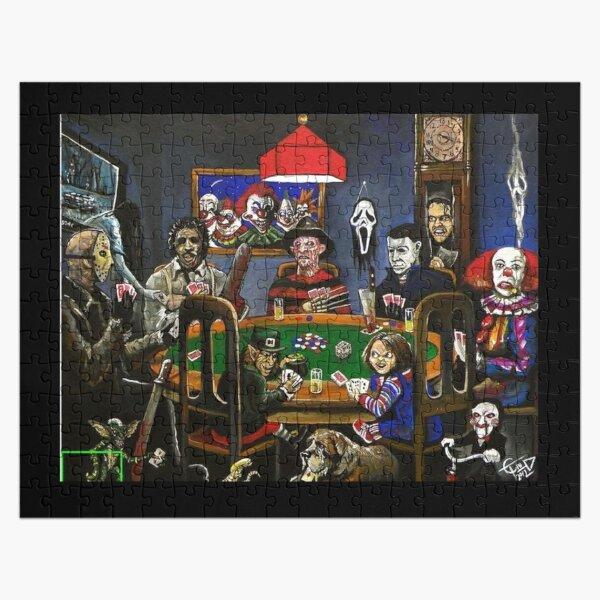 Jigsaw [Full Movie]: Jigsaw Horror Film