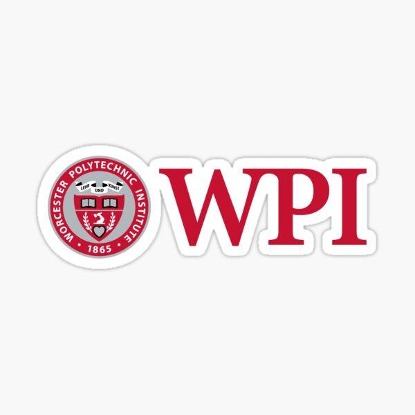 WPI Sticker